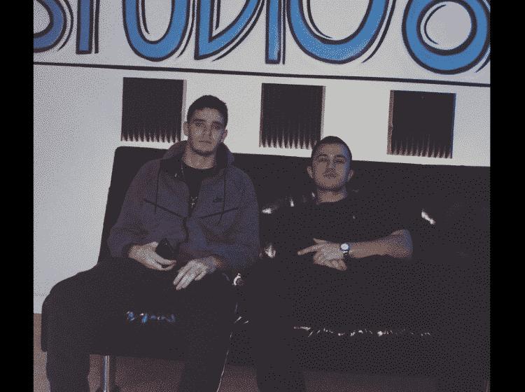 L.C and Nolan Santo