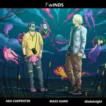 "AKA Carpenter & Maxx Gawd Release Video for ""Shiny Gengar"""
