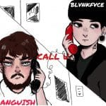 "ANGUiSH and BLVNKFVCE Release ""Call U"" Music Video"
