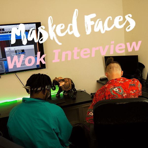 LEGENDARY WOK Interview w/ Masked Faces