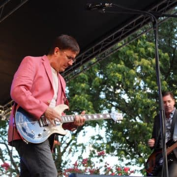 The Mountain Goats Rock NYC's SummerStage
