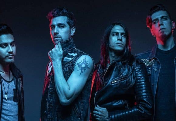 """Brooklyn Metal Band, Makes My Blood Dance, Channels the Roarin' Twenties in """"Beaming Right Up"""""""
